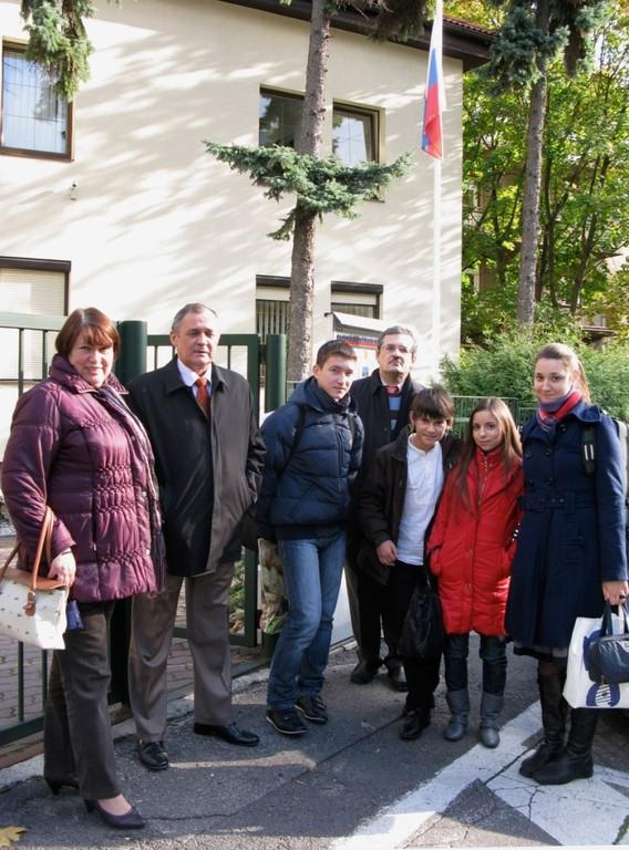 Russische Zentrum für Wissenschaft und Kultur im Bratislava
