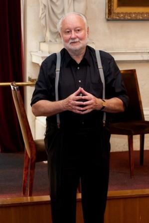 BEGRÜSSUNGSWORTE Dr. Friedrich Bauer, Botschafter i.R.