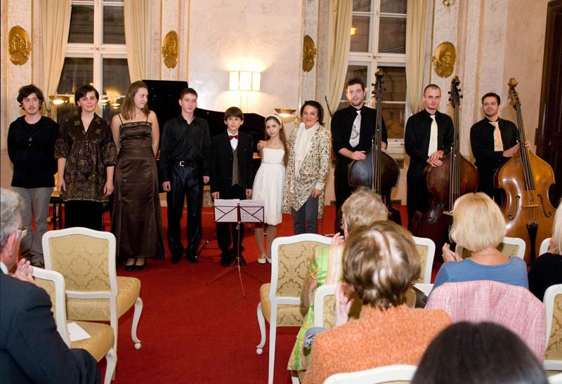 Konzert im Alten  Rathaus-Barocksaal