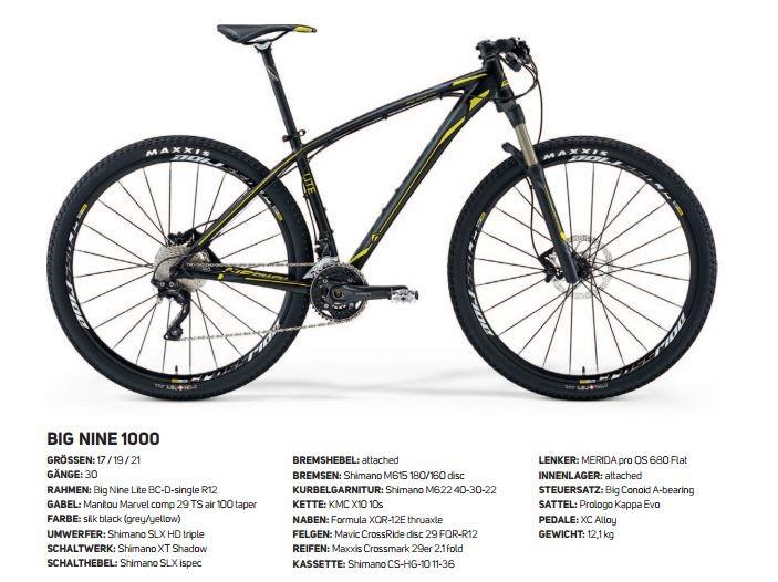 Abverkauf Merida Bikes Hoell Tradings Webseite