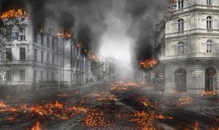 地獄のイメージ