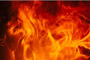 地獄の火のイメージ