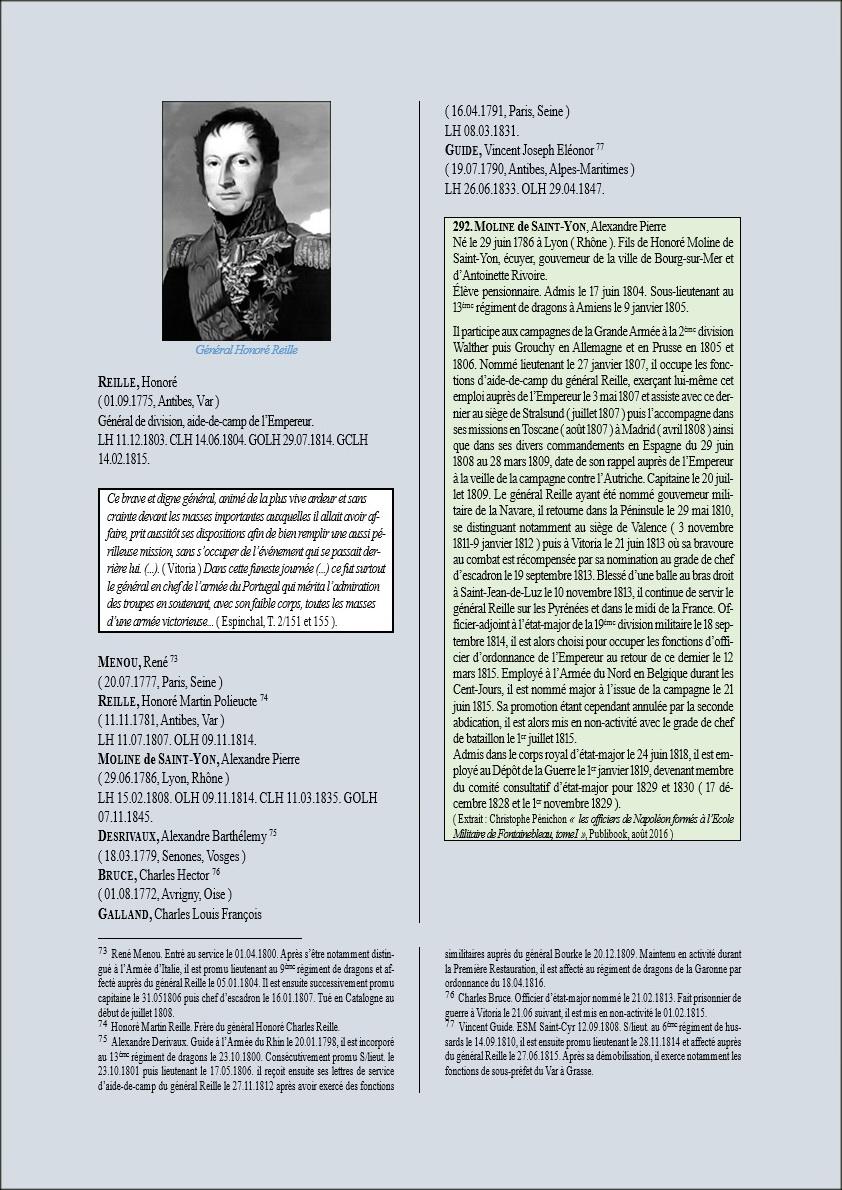 Général Honoré Reille