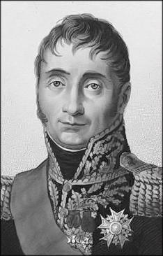 Général Compans, commandant la 20ème division d'infanterie