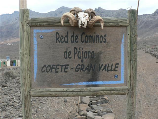 Gran Valle - das goße Tal