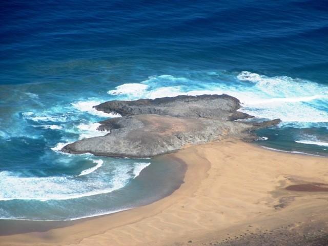 La Isleta - Vorgelagerte Insel