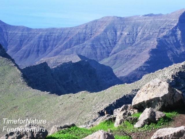 Auf dem Weg zum Pico de la Zarza