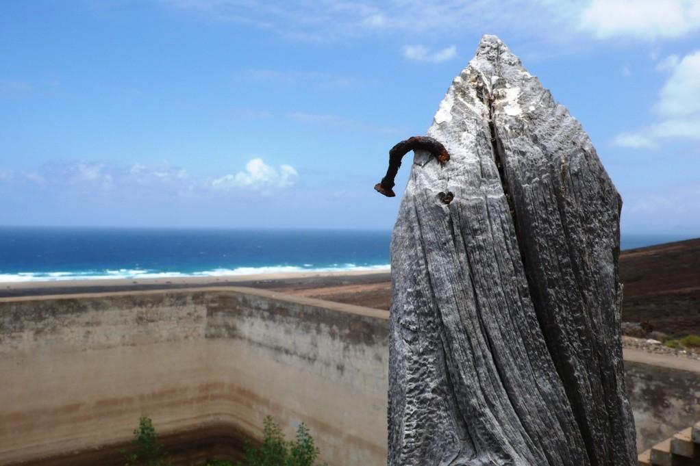 Aussicht auf Playa de Cofete