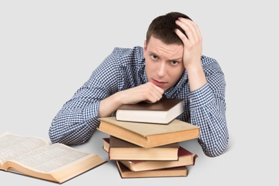 Prüfungsangst bei Schülern und Studenten