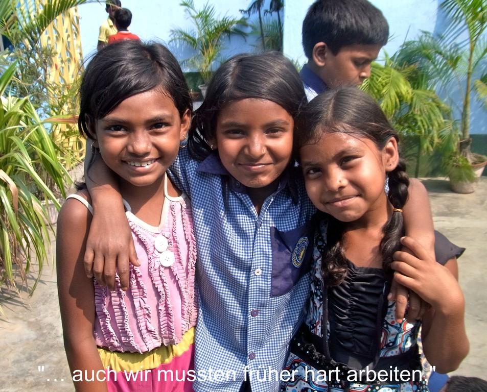Haben Sie Lust auf mehr Infos zu Kinderarbeit und Hilfe für Kinderabeiter?
