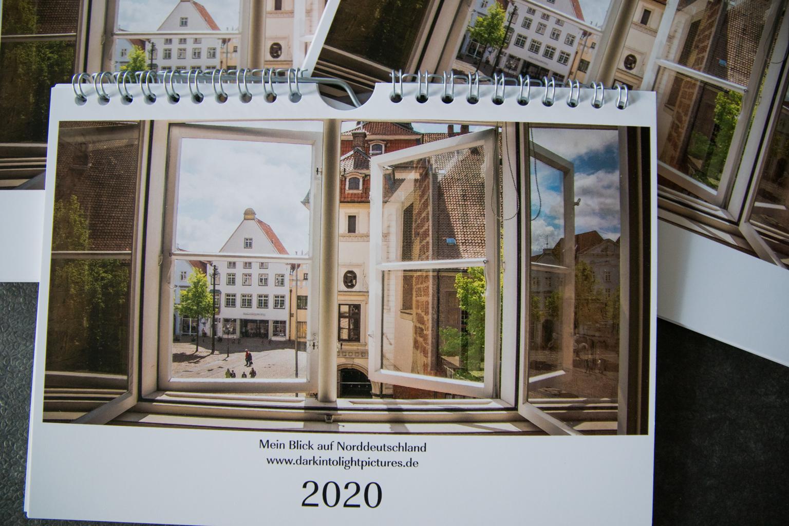 Der erste darkintolightpictures Kalender ist gedruckt