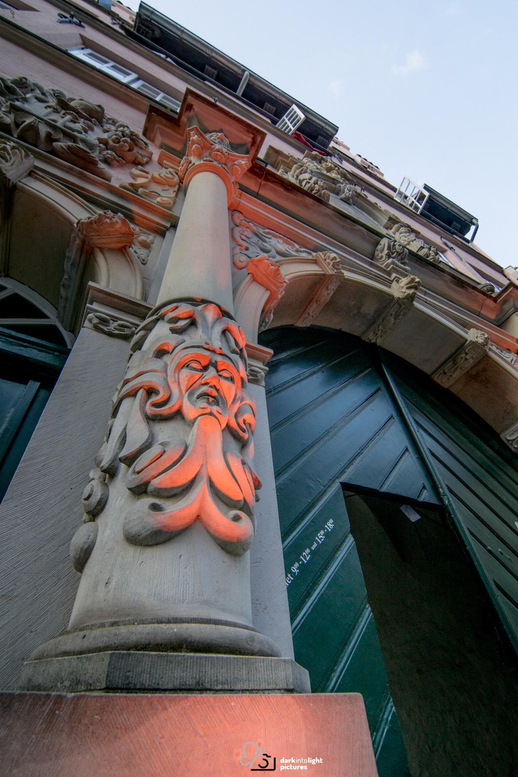 Füchtingshof Lübeck, Glockengießerstraße