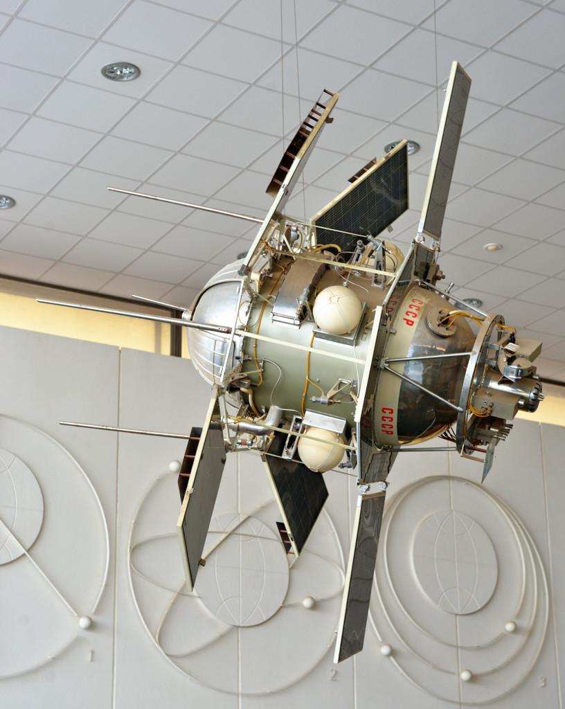 ИСЗ «Космос-166» для исследования коротковолнового излучения Солнца. Запуск 16.06.1967 г.