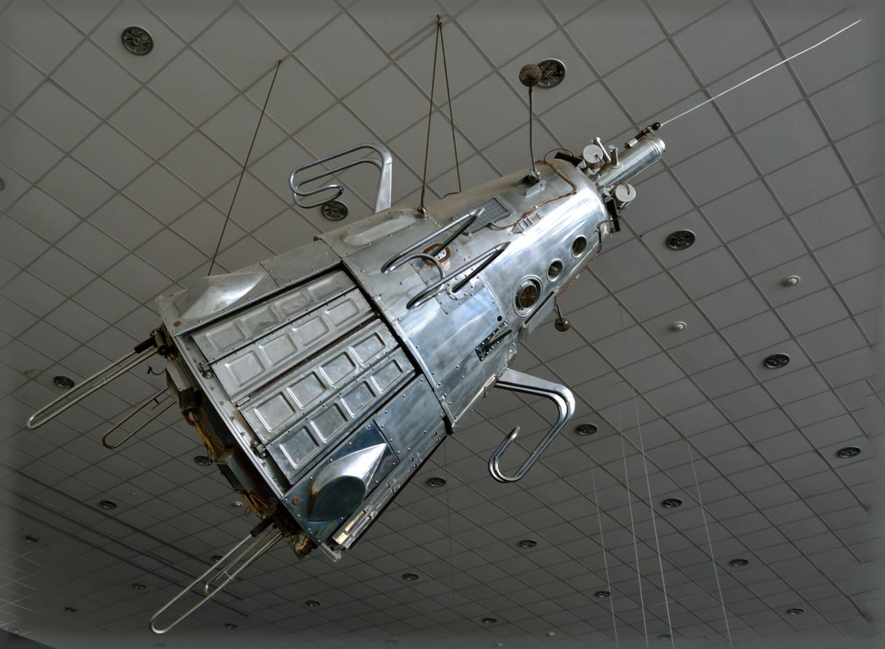 Третий искусственный спутник Земли. Пуск 15 мая 1957г.