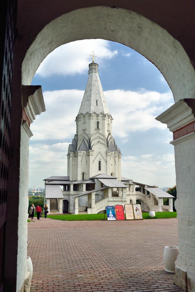 Коломенское. Церковь Вознесения Господня.