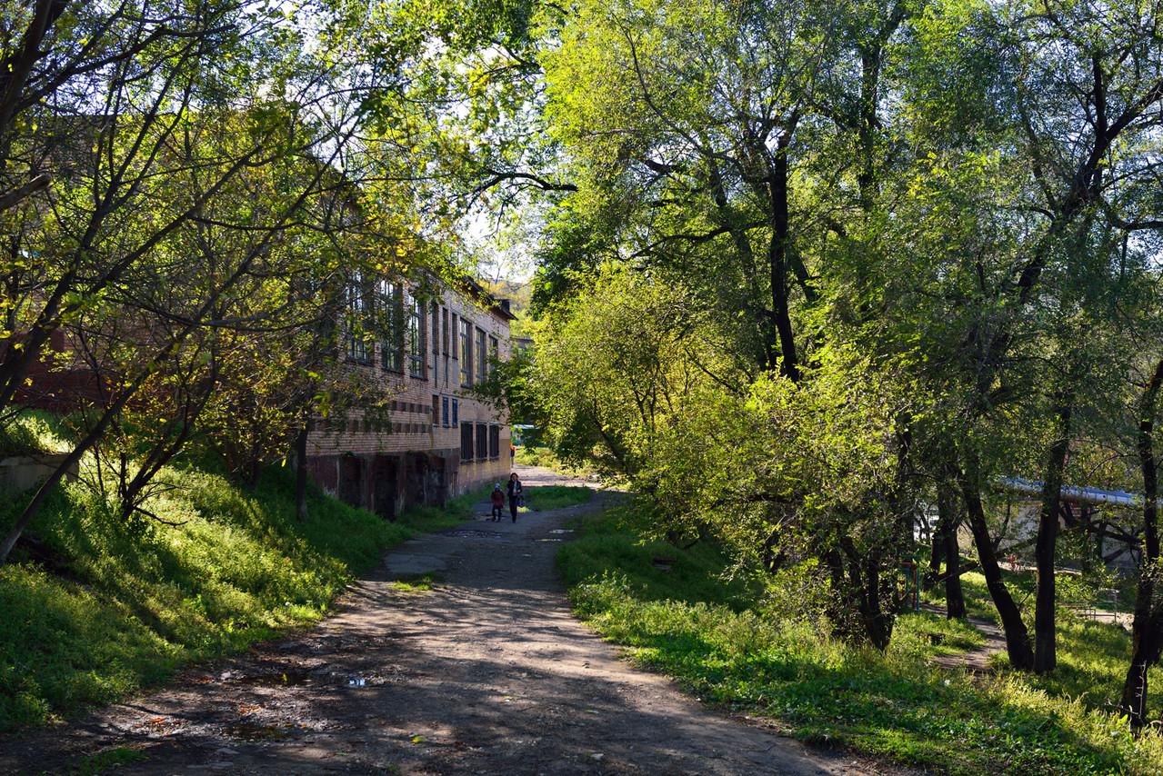 Средняя школа №62.