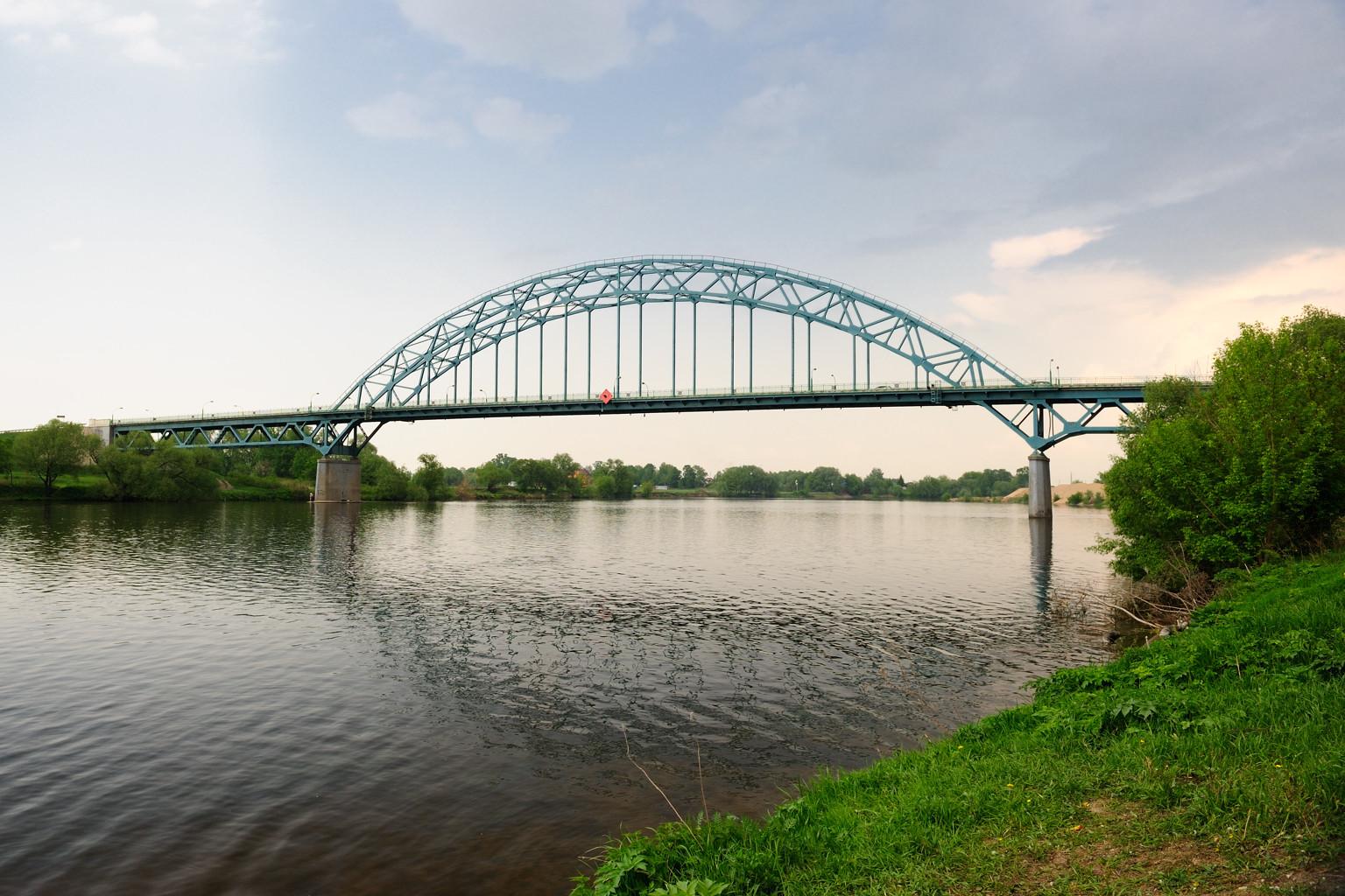 Старый мост. Демонтирован.