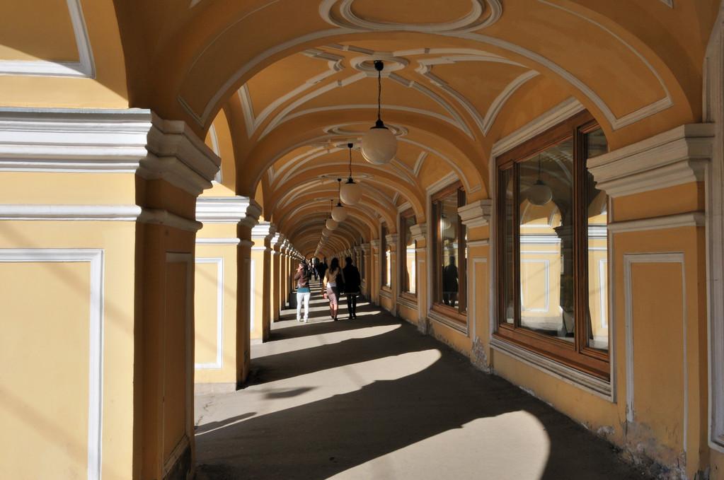 Галлерея Гостинного двора.