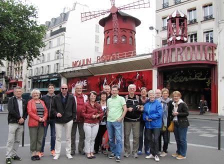 Paris-Besucher