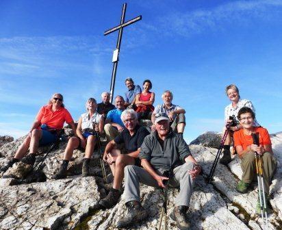 Dolomiten-Wanderer