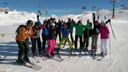 Skikurs-Melchsee-Frutt-Gruppe