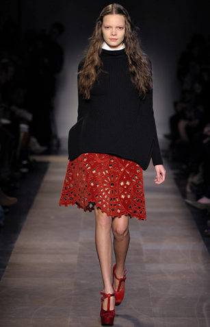 Carven, Fall 2012