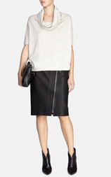 Karen Millen Fine Knit Oversized Jumper