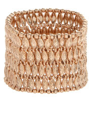 Accessorize gold cuff