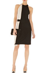 Karen Millen Colour Block Dress