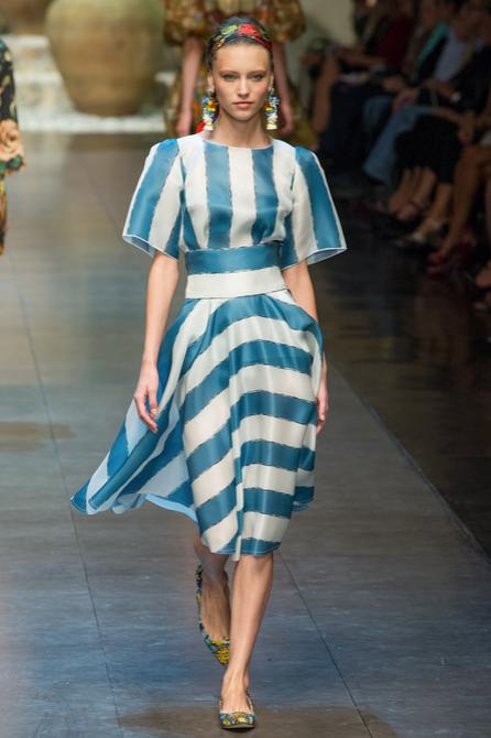 Dolce & Gabbana, Spring 13