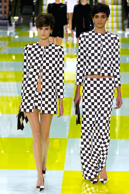 Louis Vuitton, Spring 13