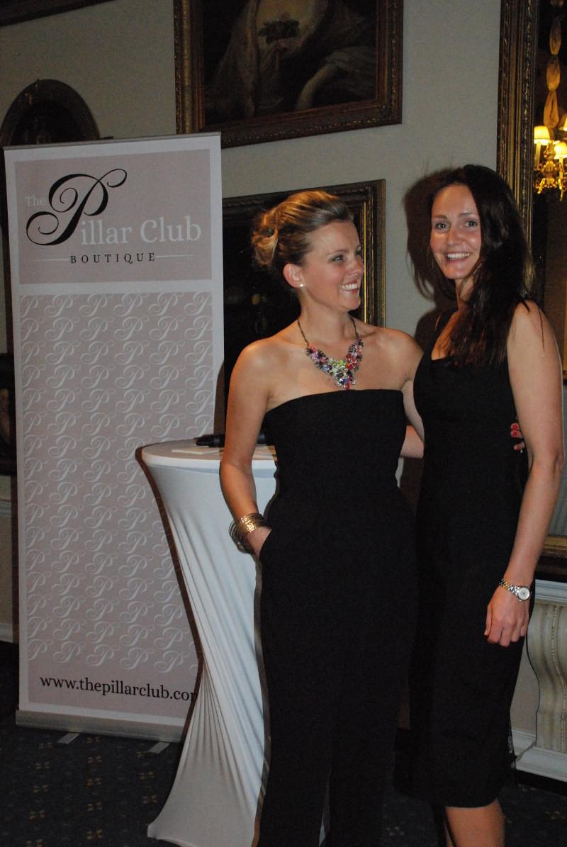 Fashion Compere for the Pillar Club Boutique