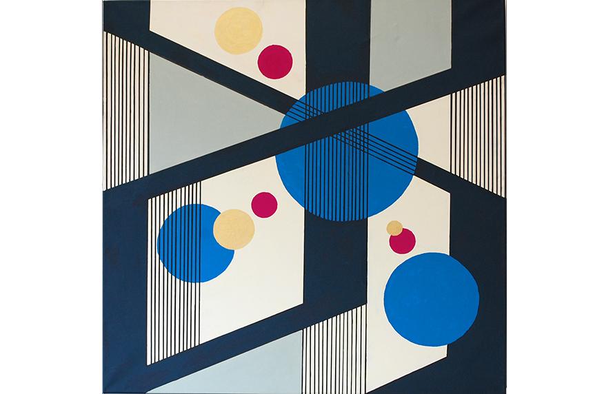 Acryl auf Leinwand | 100 x 100cm | 2020