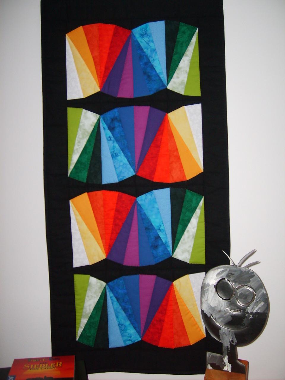 """Wandbehang """"Farbsplitter"""""""