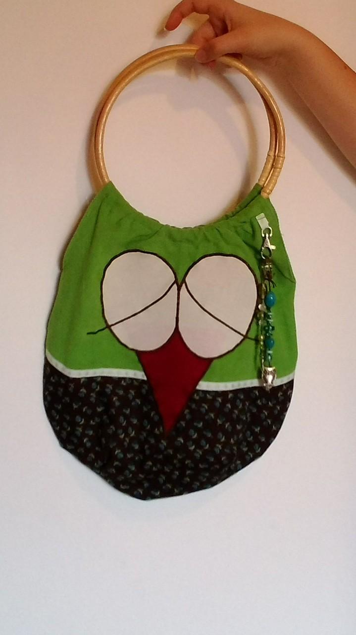 Eulen-Tasche