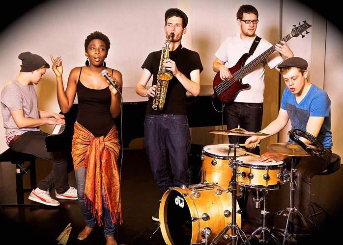 Seraleeze Quintet