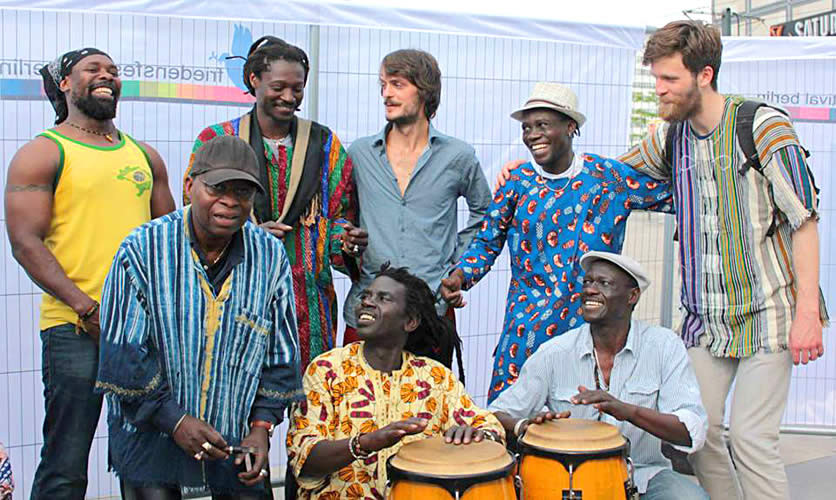 Tiliboo Afrobeat