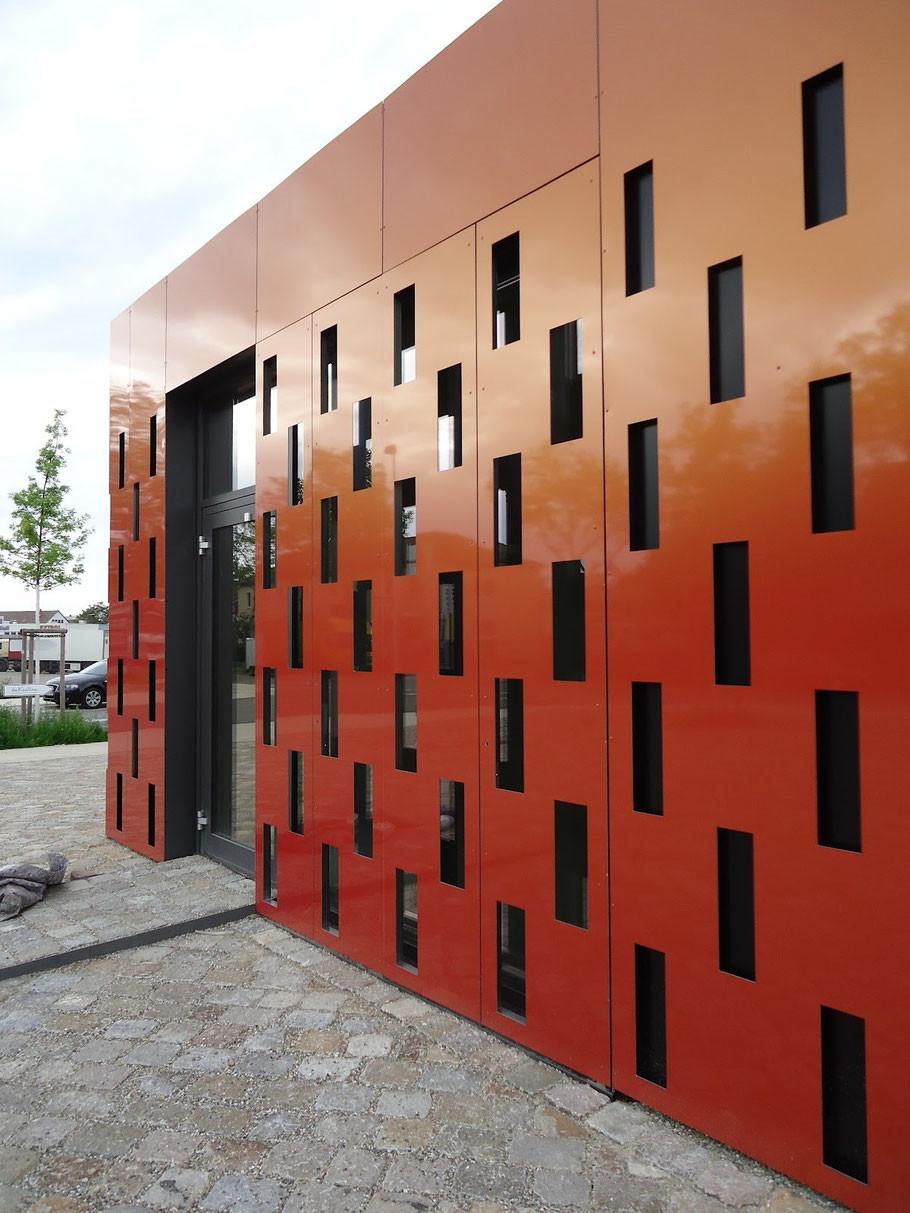 Pavillon, Freiburg