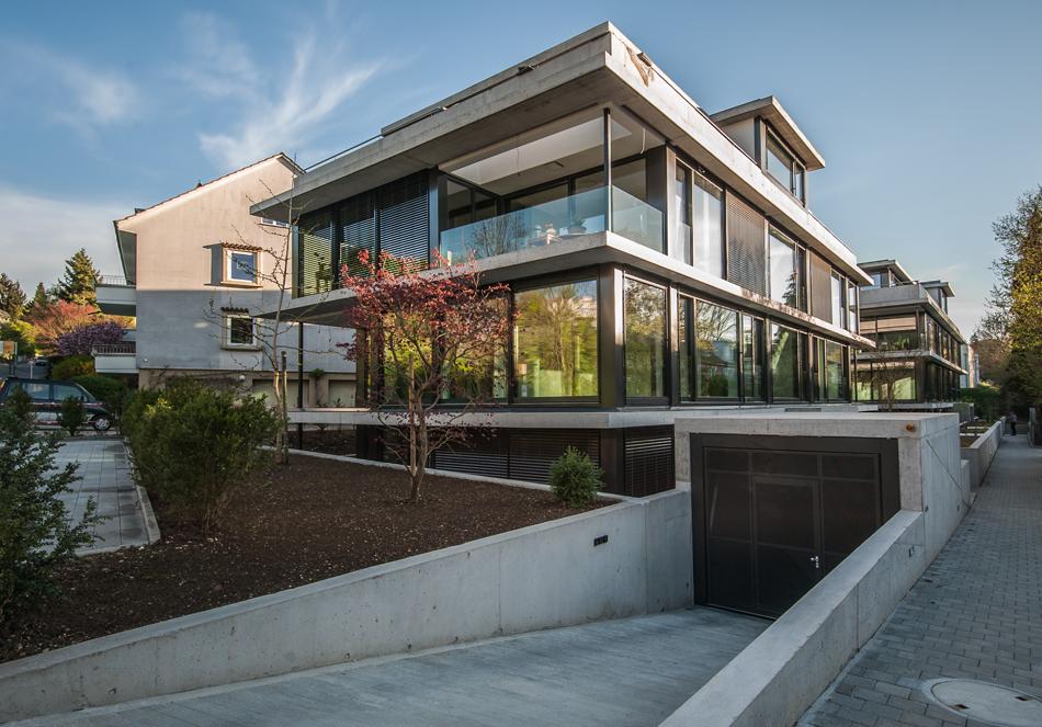 Mehrfamilienwohnhaus, Basel