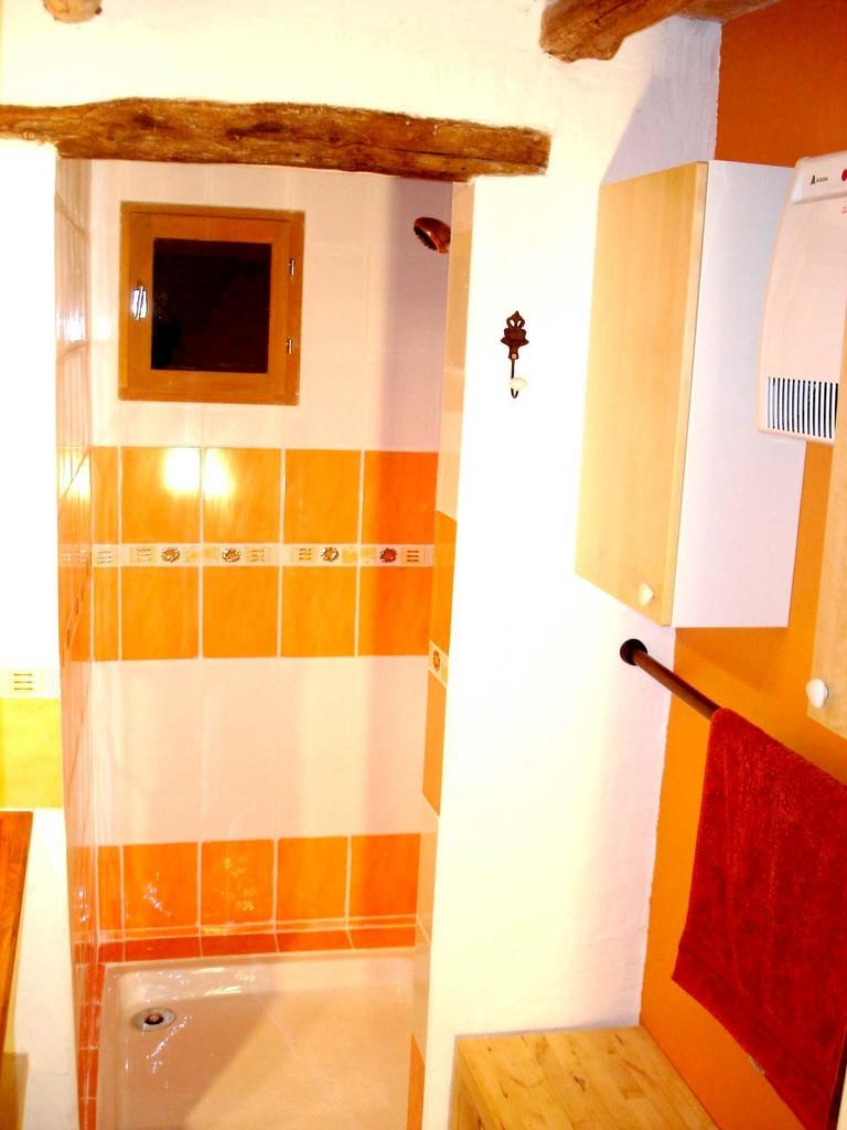 salle d'eau - douche 90x90