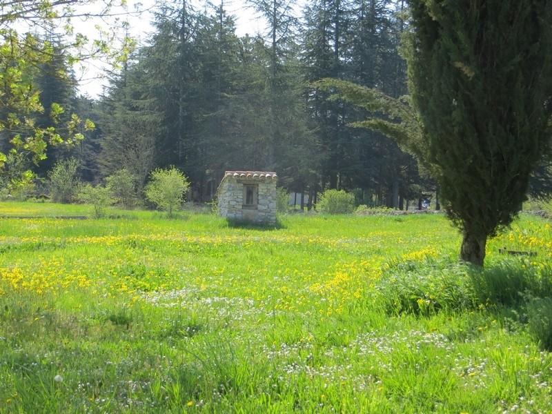 puits fermé du Mas de La Gariotte