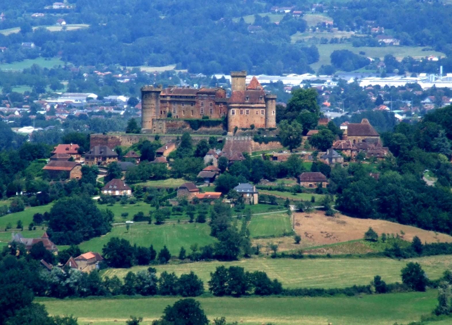 Château de Bretenoux