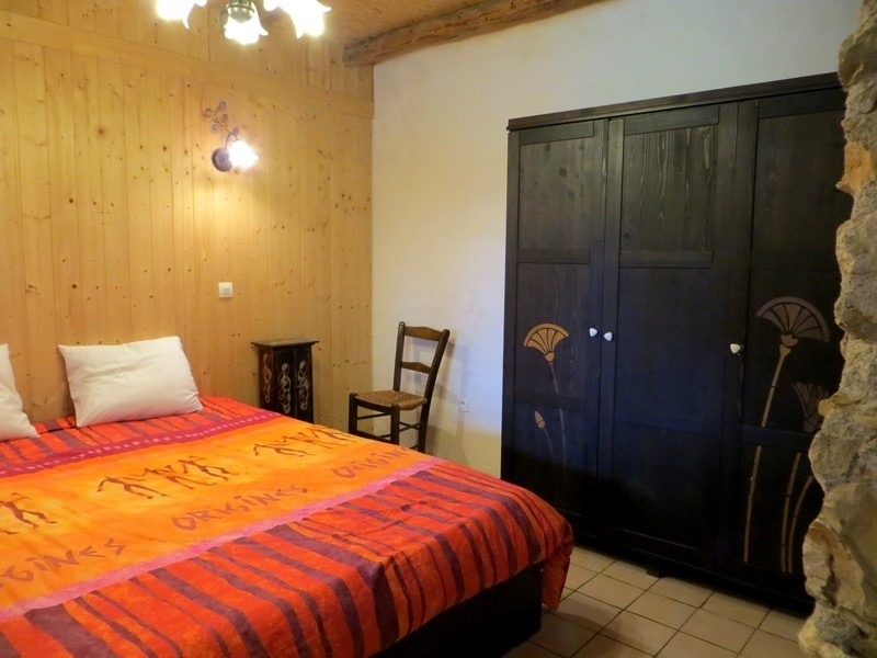 chambre du Mas de La Gariotte