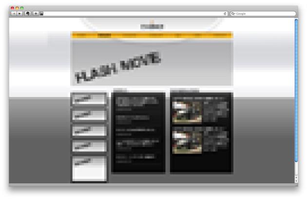 ドレスアップメーカーのホームページ