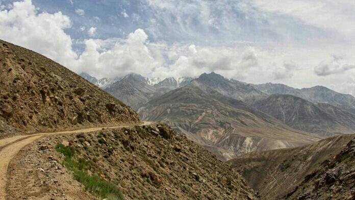 Highlight Pamir highway