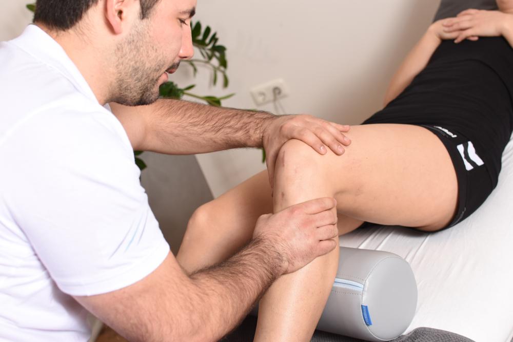 Sportverletzung, Physiotherapie, Sportphysiotherapie, return to Sport, Knie, Knieverletzung, Manuelle Therapie