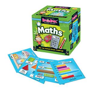 """<FONT size=""""5pt"""">Brain Box Mes premières maths - <B>17,00 €</B> </FONT>"""