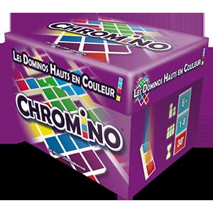 "<FONT size=""5pt"">Chromino-pavé - <B>22,00 €</B> </FONT>"