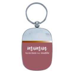 """<FONT size=""""5pt"""">Porte-clés Maman top modèle - <B>7,00 €</B> </FONT>"""