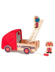 Marius Camion de pompier - 35,00 €